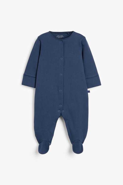 Next 5 Pack Sleepsuits (0mths-2yrs)