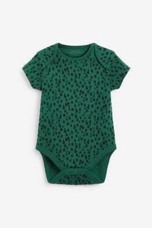 Next 5 Pack Short Sleeve Bodysuits (0mths-3yrs) - 285704