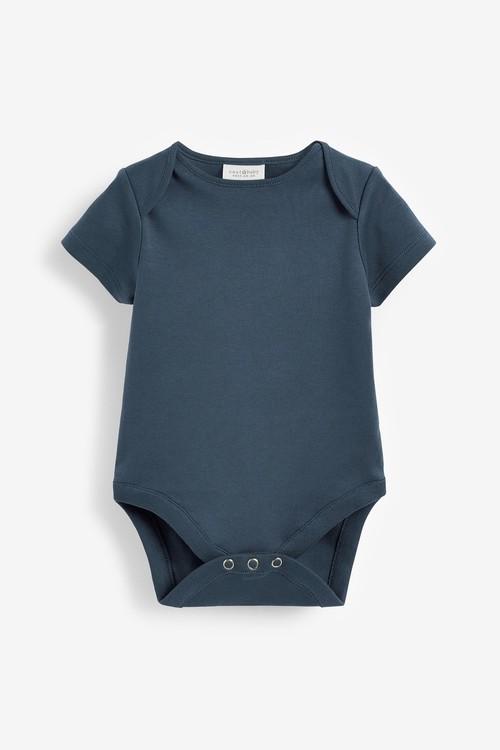 Next 5 Pack Short Sleeve Bodysuits (0mths-3yrs)