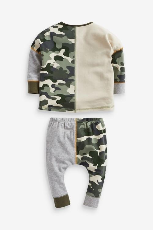Next T-Shirt And Legging Set (0mths-2yrs)