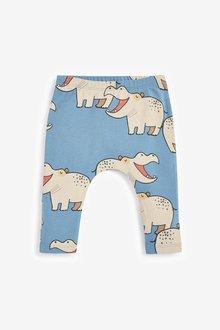 Next GOTS Organic Animal 4 Piece Bodysuit and Legging Set (0mths-3yrs) - 285766