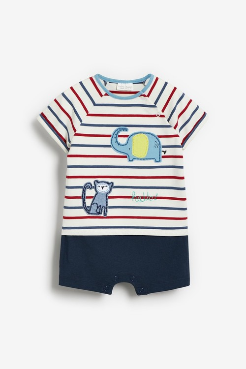 Next 2 Pack Character Rompers (0mths-2yrs)
