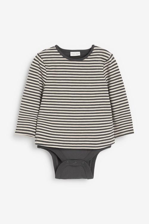 Next 2 Pack T-Shirt Bodysuits (0mths-3yrs)