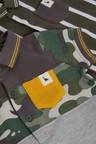 Next 2 Pack GOTS Organic Poloshirt Bodysuits (0mths-3yrs)