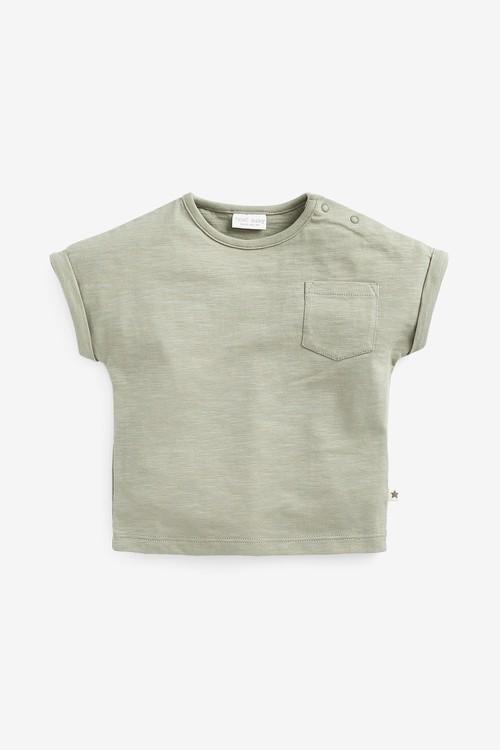 Next 4 Pack T-Shirts (0mths-2yrs)