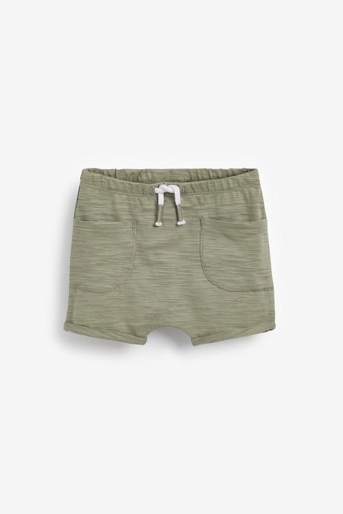 Next 3 Pack Organic Cotton Shorts (0mths-2yrs)