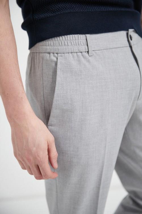Next Motion Flex Trousers-Skinny Fit