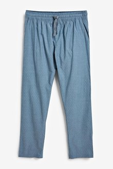 Next Lightweight Woven Pyjama Bottoms Two Pack - 285913