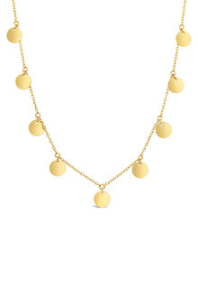 By Fairfax and Roberts Boho Multi Charm Layering Necklace - 285946