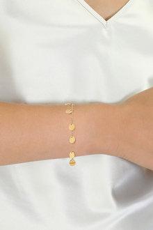 By Fairfax and Roberts Boho Multi Charm Bracelet - 285947