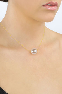 By Fairfax and Roberts Real Freshwater Pearl Slider - 285967