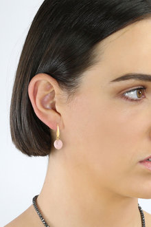 By Fairfax and Roberts Real Everyday Classic Pearl Drop Earring - 285968