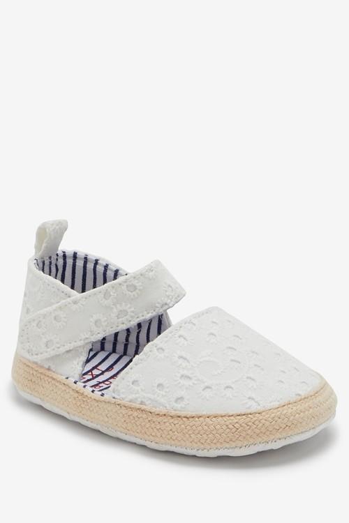 Next Mary Jane Pram Shoes (0-18mths)