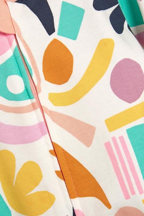 Next Single Printed Footless Sleepsuit (0mths-3yrs)