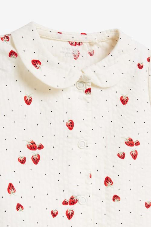 Next Pyjama Romper (0mths-3yrs)