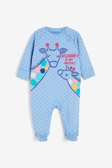 Next Single Sleepsuit (0mths-2yrs) - 286043