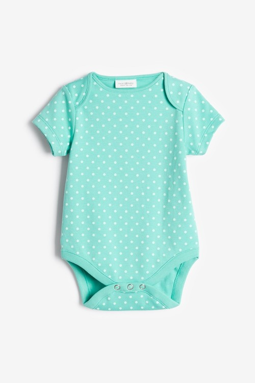 Next 7 Pack Conversational Short Sleeve Bodysuits (0mths-3yrs)