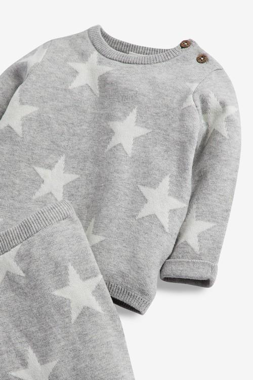 Next Knitted Star Set (0mths-2yrs)