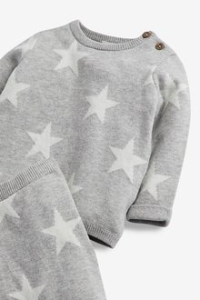 Next Knitted Star Set (0mths-2yrs) - 286150