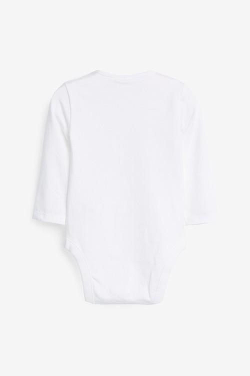 Next 4 Piece Animal T-Shirt, Legging, Bib And Sock Set (0-12mths)