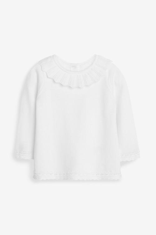 Next 2 Piece Collar Knit Set (0-18mths)