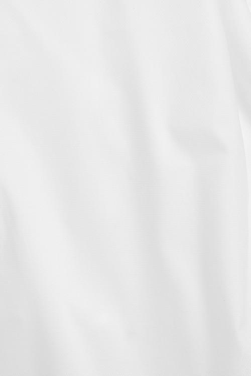 Next Contrast Trim Shirt-Slim Fit Single Cuff