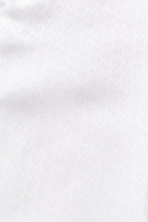 Next Double Collar Shirt-Regular Fit Short Sleeve