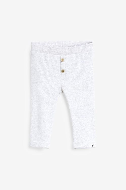 Next 4 Pack GOTS Organic Leggings (0mths-2yrs)