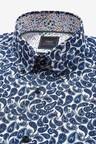 Next Shirt With Trim Detail