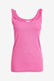 Next Cotton Blend Pyjama Vest Set - 286225