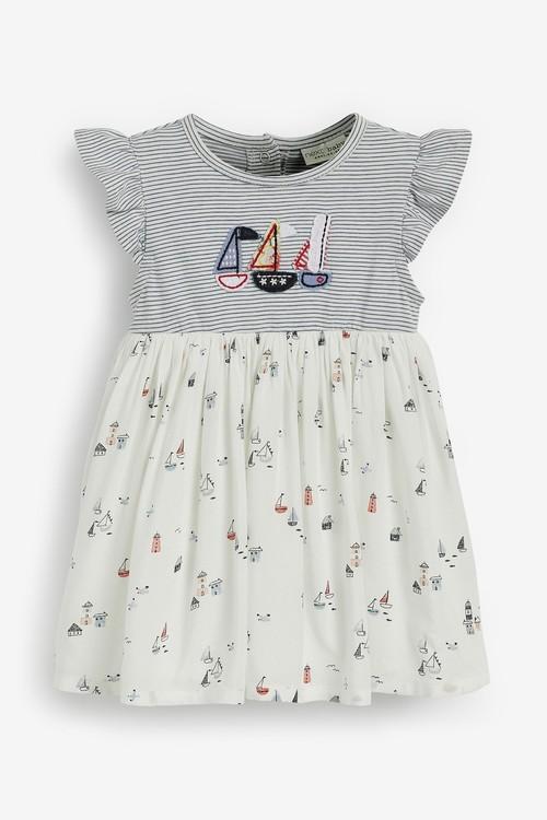 Next Boat Dress (0mths-2yrs)
