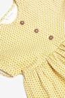 Next Short Sleeve Jersey Dress (0mths-2yrs)