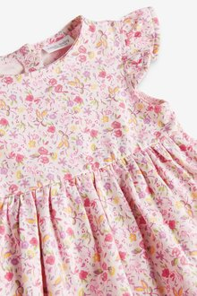 Next 2 Pack Floral And Bunny Dresses (0mths-2yrs) - 286326