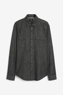 Next Denim Western Shirt - 286371