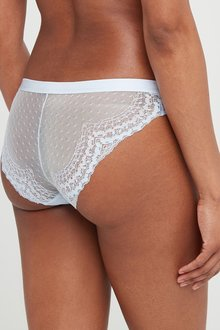 Next Lace Knickers - 286417