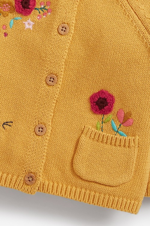 Next Floral Embroidered Cardigan (0mths-2yrs)