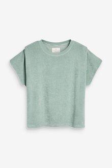 Next Cotton Towelling Vest Top - 286503