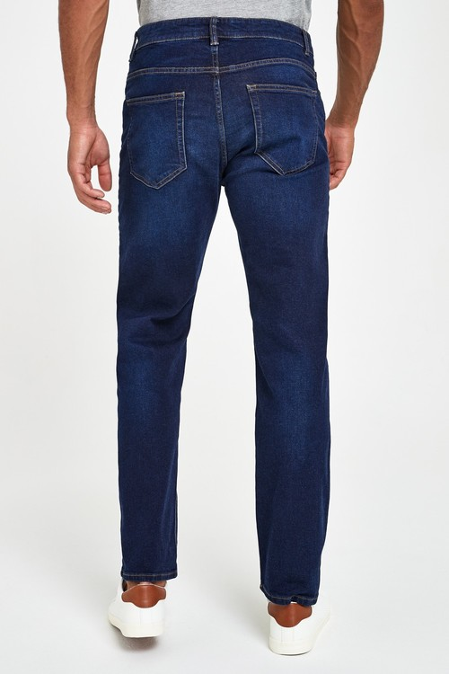Next Slim Fit Jeans With Stretch-Straight Fit