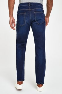 Next Slim Fit Jeans With Stretch-Straight Fit - 286637