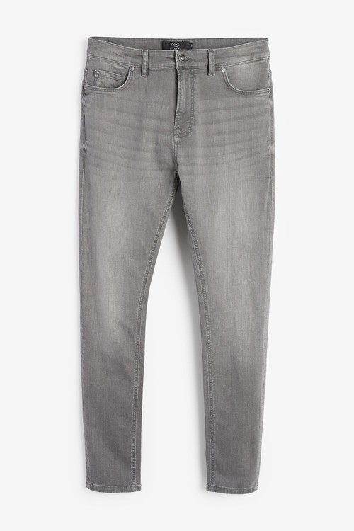 Next Slim Fit Jeans With Stretch-Super Skinny Fit