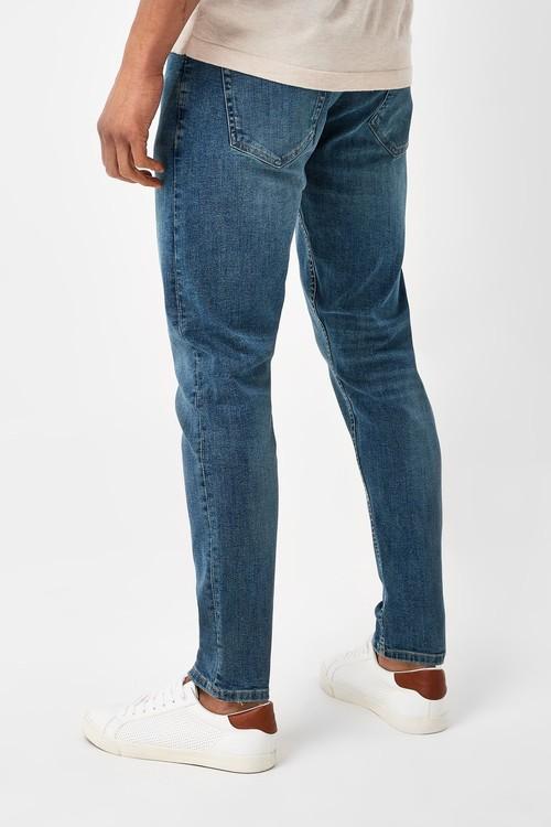 Next Jeans With Stretch-Modern Slim