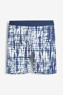 Next Tie Dye Cotton Shorts - 286715