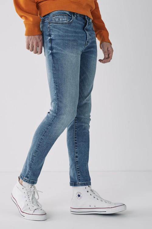 Next Motion Flex Stretch Jeans-Skinny Fit