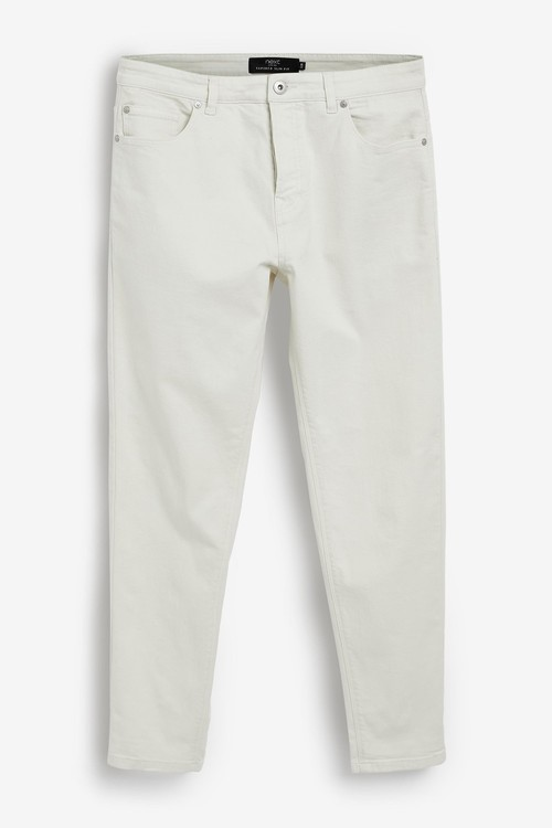 Next Jeans With Stretch-Tapered Slim Fit