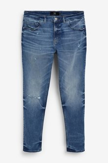 Next Ripped Jeans-Slim Fit - 286795