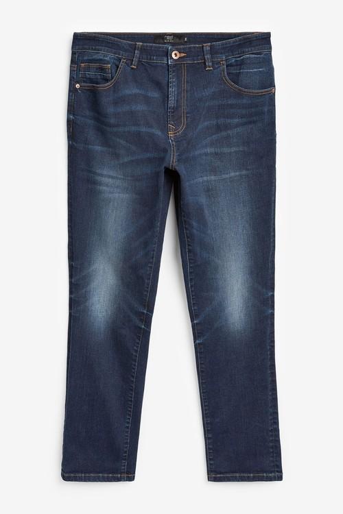 Next Motion Flex Stretch Jeans-Slim Fit