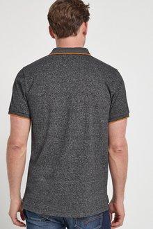 Next Marl Soft Touch Poloshirt - 286942