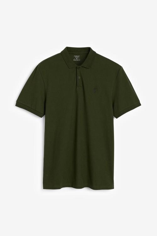 Next Pique Poloshirts 3 Pack