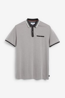 Next Pattern Soft Touch Polo - 286965