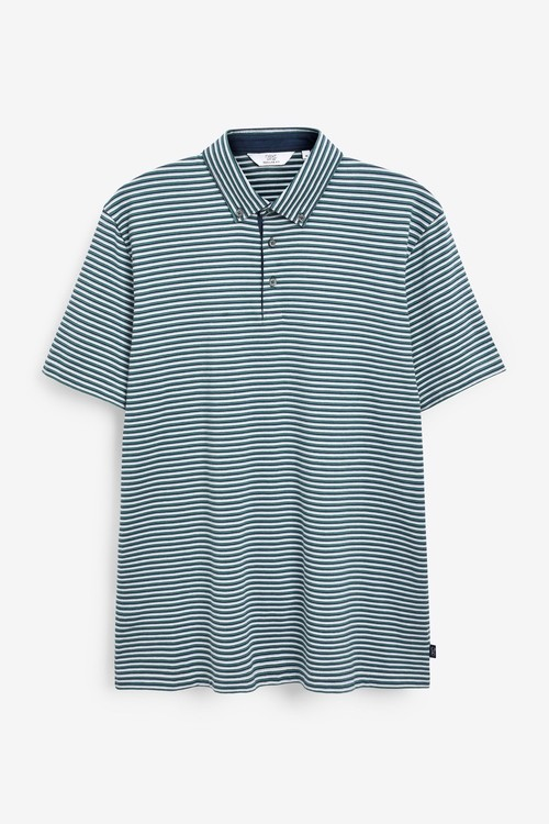Next Fine Stripe Polo